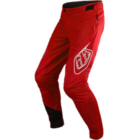 Troy Lee Designs Sprint Cycling Pants Men red